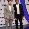 The Chainsmokers aux MTV Video Music Awards 2017, au Forum. Inglewood, le 27 août 2017.