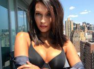 Bella Hadid : Nouvelle coupe, canon en lingerie, le top model enflamme la toile