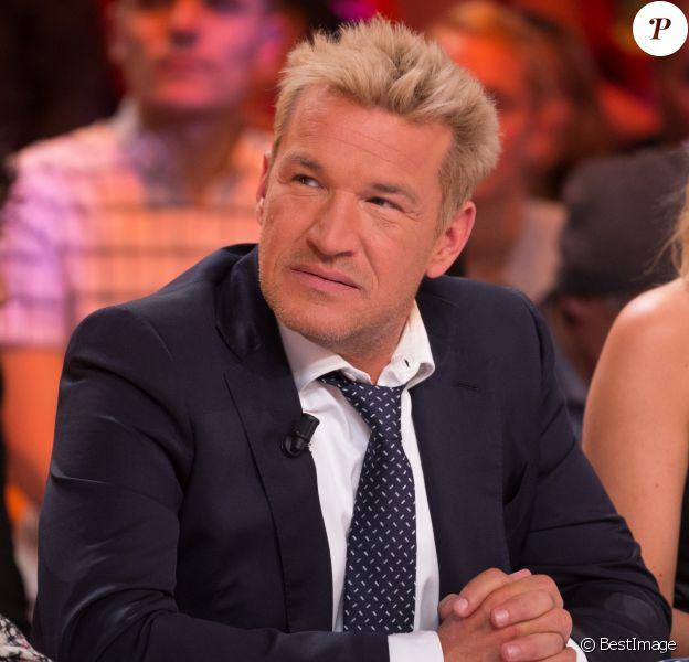 """Exclusif - Benjamin Castaldi - 1000e de l'émission """"Touche pas à mon poste"""" sur C8 à Boulogne-Billancourt le 27 avril 2017."""