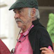 Sean Connery, 87 ans : Rare apparition du premier James Bond !