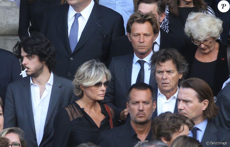 Laurent Delahousse Guy Martin Et Sa Femme Katherina Marx
