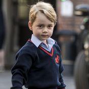 Prince George de Cambridge : La photo officielle de son premier jour d'école
