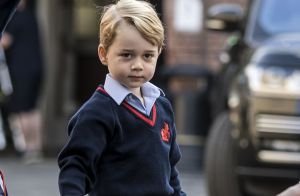 Prince George de Cambridge : La photo officielle de son premier jour d'école