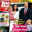 Le magazine Télé Star du 16 au 22 septembre 2017