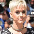 """Katy Perry - Arrivées au défilé de mode """"Chanel"""", collection Haute-Couture automne-hiver 2017/2018, au Grand Palais à Paris. Le 4 juillet 2017 © CVS - Veeren / Bestimage"""