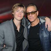 Jean-Claude Van Damme : Son plus jeune fils menace son coloc avec un couteau !