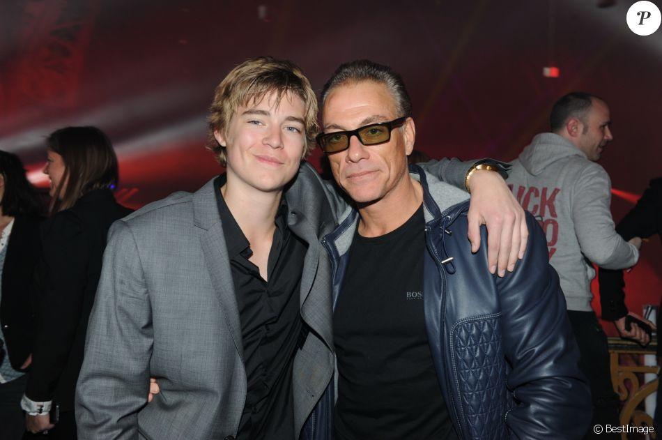 Le fils de Jean-Claude Van Damme arrêté par la police