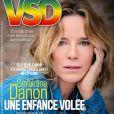 Géraldine Danon en couverture du N°2089 de VSD