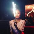 """Hajiba Fahmy, nouvelle danseuse de """"Danse avec les stars"""" pour la saison 8. Septembre 2017."""