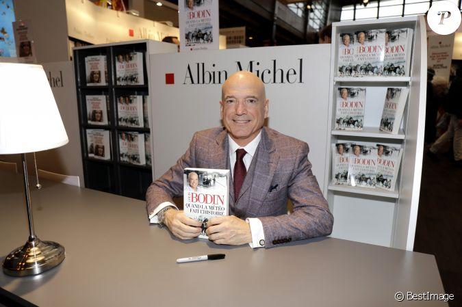 Louis bodin le 33 me salon du livre au parc des expositions de la porte de versailles paris - Salon du livre porte de versailles 2015 ...