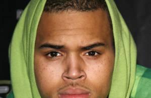 Le père de Chris Brown :
