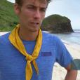 """Thomas quitte le jeu suite à une décision médicale - """"Koh-Lanta Fidji"""" sur TF1. Le vendredi 15 septembre."""