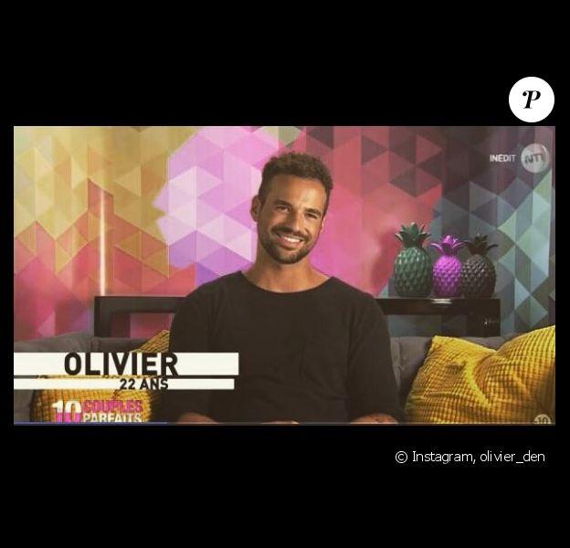 """Olivier Espagne lors de sa participation à l'émission de télé-réalité """"10 couples parfaits"""" diffusée à l'été 2017 sur NT1. Photo publiée sur Instagram le 12 juillet 2017."""