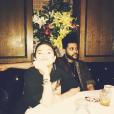 Selena Gomez et The Weeknd sur une photo publiée sur Instagram le 5 septembre 2017
