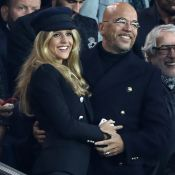 PSG-OL : Pascal Obispo, Cristina Cordula, Nagui, en couple pour le choc