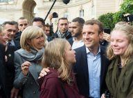Brigitte et Emmanuelle Macron : Bain de foule pour les Journées du Patrimoine