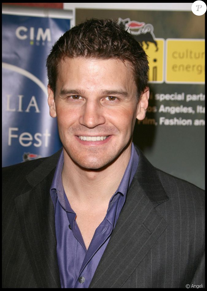 4e festival du film italien de los angeles david boreanaz s 39 est offert un petit air d 39 italie. Black Bedroom Furniture Sets. Home Design Ideas