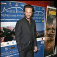 4e Festival du film italien de Los Angeles : Rodrigo Santoro, remarqué dans Love Actually et au côté de Nicole Kidman dans la publicité Chanel N°5