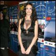4e Festival du film italien de Los Angeles : Maria Grazia Cucinotta et son décolleté indécent