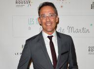 """Julien Courbet, inquiet pour ses enfants : """"Tout me fait peur, je prie pour eux"""""""