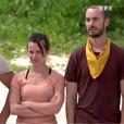"""André, May, Tugdual - Cinq candidats en danger - Extrait de """"Koh-Lanta Fidji"""", épisode du 22 septembre 2017."""