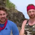 """Romain et Maxime - Extrait de """"Koh-Lanta Fidji"""", épisode du 22 septembre 2017."""