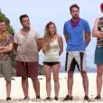 """Cinq candidats en danger - Extrait de """"Koh-Lanta Fidji"""", épisode du 22 septembre 2017."""
