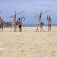 """Koh-Lanta Fidji"" sur TF1, le 22 septembre 2017."