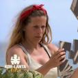 """Mélanie - """"Koh-Lanta Fidji"""" sur TF1, le 22 septembre 2017."""