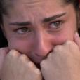 """Marta éliminée - """"Koh-Lanta Fidji"""" sur TF1, le 22 septembre 2017."""