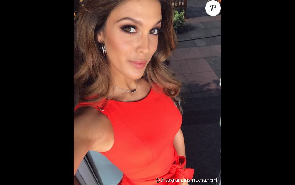 iris mittenaere en mode selfie sur instagram septembre 2017. Black Bedroom Furniture Sets. Home Design Ideas