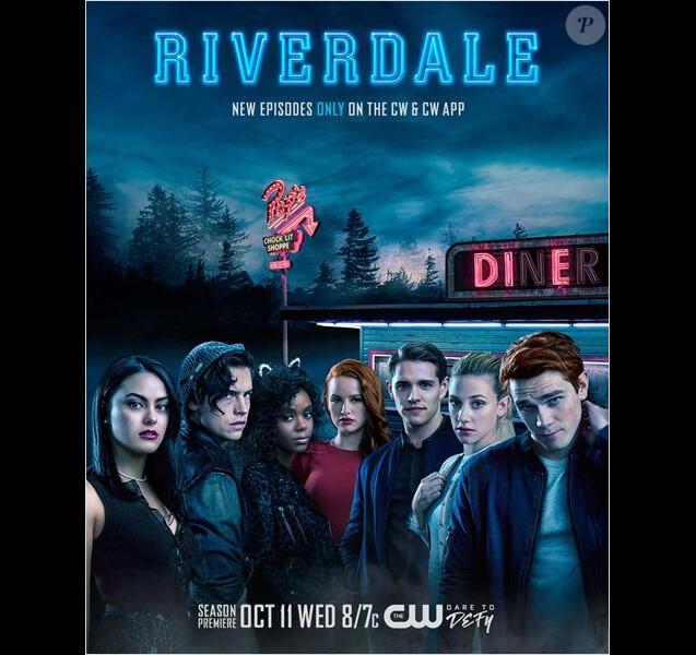 Poster de Riverdale saison 2