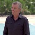 """Denis Brogniart - Extrait de """"Koh-Lanta Fidji"""", épisode du 22 septembre 2017."""