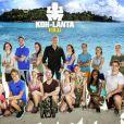 """Les 20 nouveaux candidats de """"Koh-Lanta Fidji"""" sur TF1."""