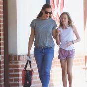 Jennifer Garner, sa fille Violet, 11 ans : Préado qui n'arrête pas de grandir
