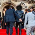 Lenny Kravitz - Le palais Garnier accueille le gala d'ouverture de la saison de danse 2017/2018 du ballet de l'Opéra National de Paris, le 21 septembre 2017.
