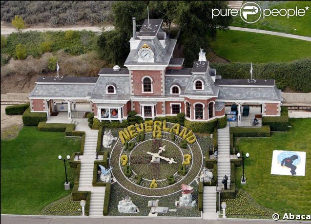 Michael Jackson va dévoiler quelques-uns des secrets de Neverland