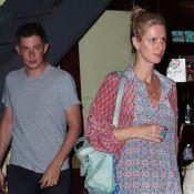 Nicky Hilton enceinte : Une future maman fleurie pour son rencard amoureux