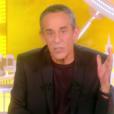 """Thierry Ardisson pousse un coup de gueule,""""Salut les terriens"""", samedi 30 septembre 2017, C8"""