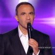 """Nikos dans """"The Voice Kids 4"""" sur TF1 le 16 septembre 2017."""