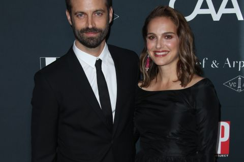Natalie Portman : Soutien glamour de Benjamin Millepied à Los Angeles