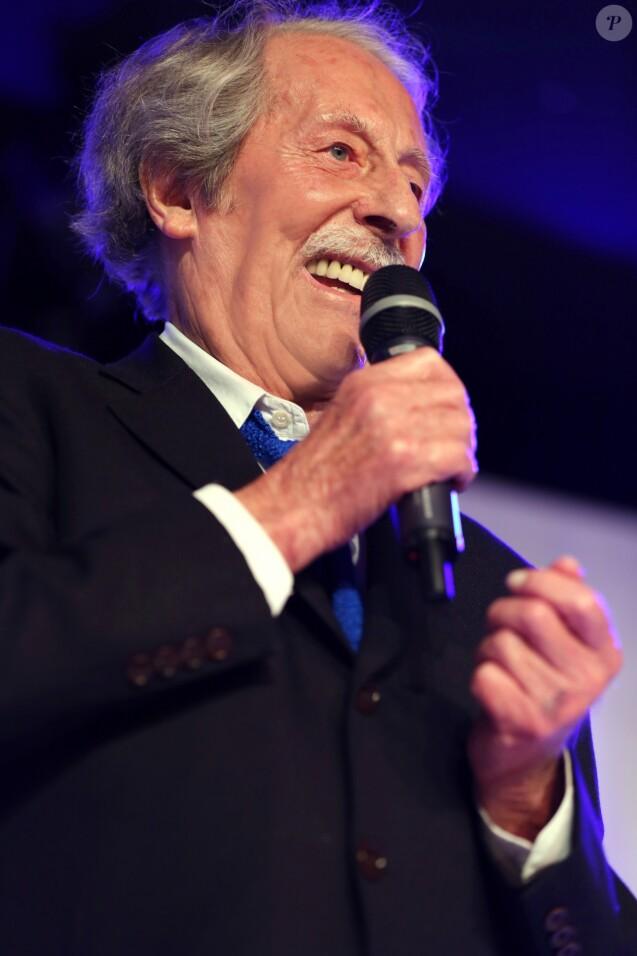 Jean Rochefort (le president du festival) - Cérémonie d'ouverture de la 26e édition du Festival du Film Britannique de Dinard, le 1er octobre 2015.