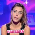 """""""Secret Story 11, la quotidienne du 11 octobre 2017 sur NT1. Ici Barbara."""""""