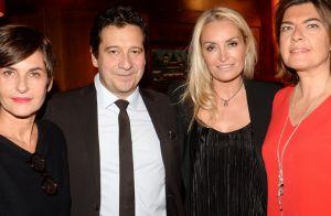 Laurent Gerra : Sa jolie Christelle et ses parents réunis pour son nouveau livre