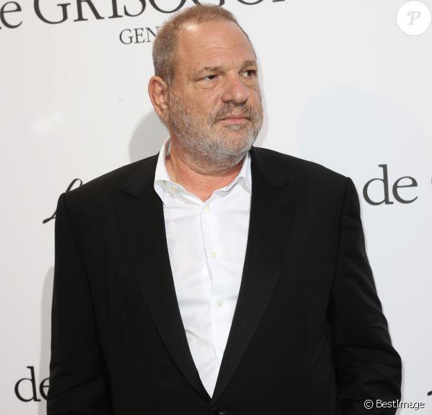 """Harvey Weinstein - Photocall de la soirée de Grisogono """"Love On The Rocks"""" à l'hôtel Eden Roc au Cap d'Antibes lors du 70e Festival International du Film de Cannes. Le 23 mai 2017."""