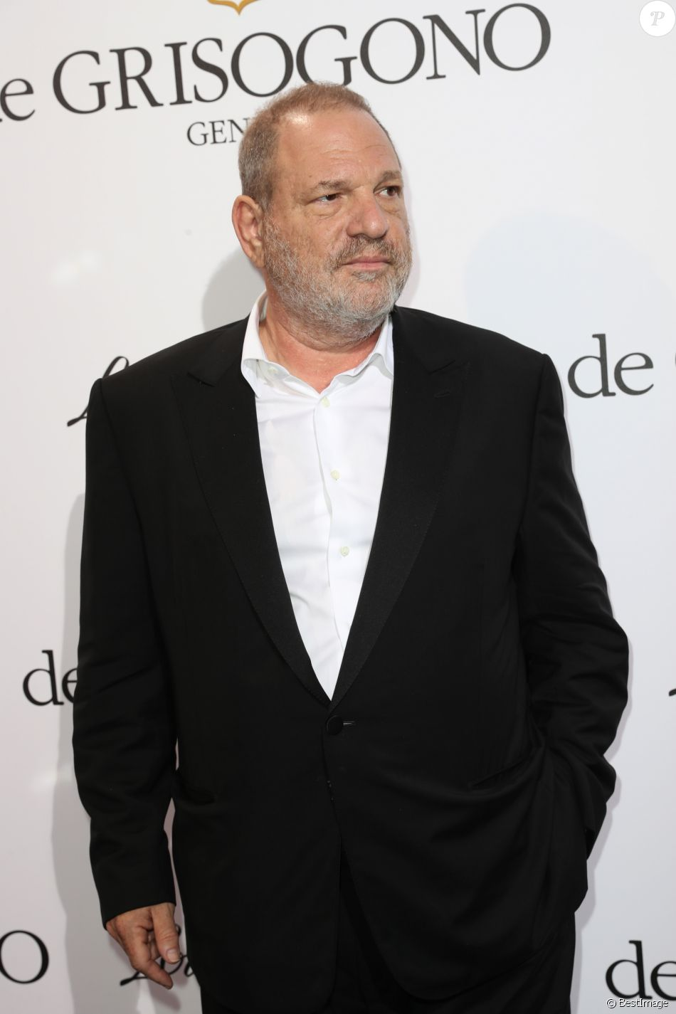 "Harvey Weinstein - Photocall de la soirée de Grisogono ""Love On The Rocks"" à l'hôtel Eden Roc au Cap d'Antibes lors du 70e Festival International du Film de Cannes. Le 23 mai 2017."