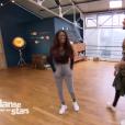 Hapsatou Sy dans DALS8, le 14 octobre 2017 sur TF1.