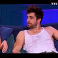"""Agustin Galiana dans """"DALS8"""" le 14 octobre 2017 sur TF1."""
