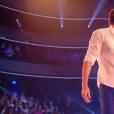 """Camille Lacourt dans """"DALS8"""" ce 14 octobre 2017 sur TF1."""