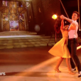 """Lenni-Kim dans """"DALS8"""" le 14 octobre 2017 sur TF1."""